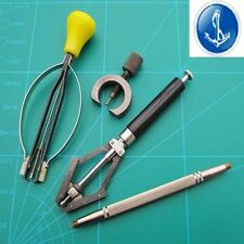 Watch Hands Removing and Resetting Tools 4 Piece Set