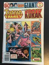 Tarzan Family #62 • Korak • 100 Page Giant (1976 DC) John Carter • Combined Ship