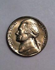 1958-D Choice To Gem BU Jefferson Nickel