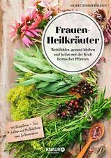 Frauen-Heilkräuter von Dorit Zimmermann   UNGELESEN