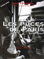 Les Puces de Paris - Flea market of Paris Saint-Ouen
