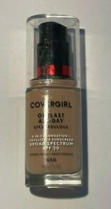 COVERGIRL OUTLAST ALL-DAY 3-IN-1 Foundation Creamy Beige 850 ***EXPIRED***