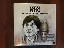 Doctor Who-The Tomb Of The Cybermen-Limited Edition RSD 2018 LP/Vinyl-New Sealed