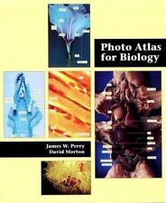 *GOOD CONDITION* PHOTO ATLAS FOR BIOLOGY US EDITION BYJAMES PERRY, DAVID MORTON