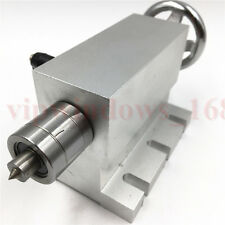 "CNC Router Tailstock 4th Axis Center Height 66MM Tail Stock 2"" for Rotary Axis"