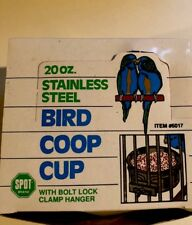 New Bird Coup Cup ~ Also Great for Water Bowl