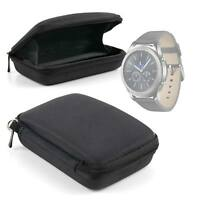Durable Compact GPS Carry Case With Soft Lining for Samsung Gear 3 Smartwatch