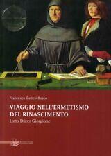 Viaggio nell'Ermetismo del Rinascimento. Lotto, Dürer, Giorgione