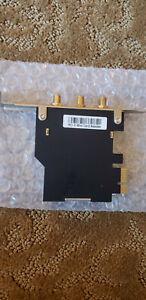 Wireless PCI-E Minicard Adapter with 3 wireless Antenna