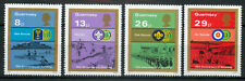 Guernsey 1982 Boy Scout Movement 75th Anniversary MNH mint *COMBINED SHIPPING*