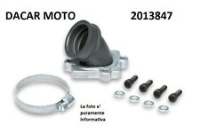 2013847 X360 COLLETTORE 30-35 L.29 INCLINATO DINLI T.REX 50 2T MALOSSI