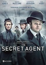 The Secret Agent (DVD) New! ~ Ships Free!
