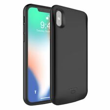 iPhone X/Xs 5.8 inch Battery Case 4000mAh Portable Ultra Slim External Battery