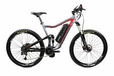 KHS SixFifty 2500 e-RAD 750w mid drive conversion full suspension e-bike MTB