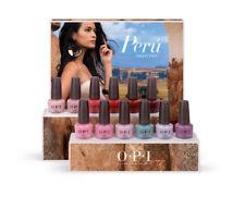 Opi Nail Lacquer Peru Collection Brand New Fall 2018 Full 12pcs (No Display)
