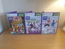 XBOX 360 Kinect Bundle-KINECT SPORTS, VOTRE FORME FITNESS évolué, aventures
