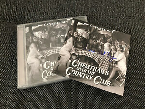 Lana Del Rey Chemtrails Over The Country Club CD And Signed Art Card New Sealed