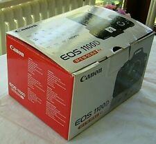 Canon EOS 1100 D Originalverpackung / Originalkarton
