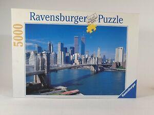 Ravensburger 5000 Piece Puzzle - NEW YORK CITY