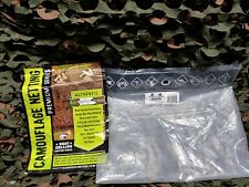 CAMOUFLAGE NETTING CAMO SYSTEMS PREMIUM SERIES MILITARY NEW