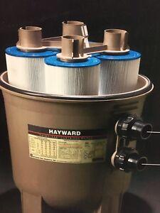 Hayward Replacement Cartridge Element  - Genuine For: SwimClear C3020/C3024 -Set