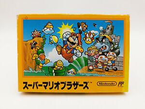 NINTENDO FAMICOM NES FAMILY GAME - SUPER MARIO BROS. HVC-SM Japon