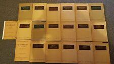 Hawkes Bolsillo puntuaciones JOBLOT Colección Bach Wagner Elgar Haydn Mozart Beethoven