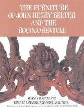 The Furniture of John Henry Belter and the Rococo Revival