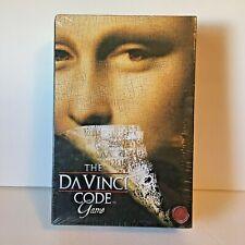 The DaVinci Code Board Game SEALED in original plastic