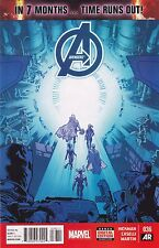 AVENGERS #36 / TRO / WITH DIGITAL CODE / MARVEL NOW / 1ST PRINT / MARVEL COMICS
