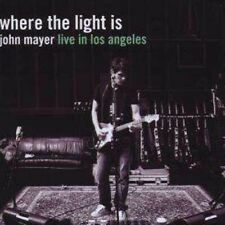 John Mayer - Where The Light Is: Live In Los Angeles 2007 - Smi Col 88697351472