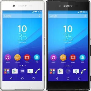 Sony Xperia M4 Aqua Dual SIM 16GB - Black (Unlocked) Smartphone