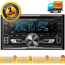 Kenwood DPX-7100DAB 2018 replacement DPX-7000DAB DAb double din Bluetooth radio