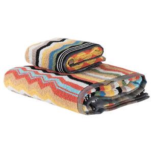 Missoni Towel Set - 1 towel + 1 guest YANCY 100