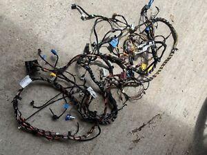 Mercedes c300 amg W205 Hybrid dash board wiring loom 0671920 530101