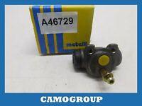 Cylinder Rear Brake Rear Wheel Brake Cylinder Metelli ford Taunus