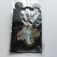 DLRP - Hunchback of Notre Dame - Victor , Hugo & Laverne LE 900 Disney Pin 40312