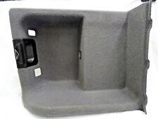 BMW E39 Rear Trunk Left Panel CD Changer Cover OEM 8190761