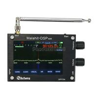 50KHz to 2GHz Malachite DSP SDR Receiver Malahit Shortwave Radio Receiver Shell