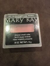 mary kay mineral cheek color shy blush