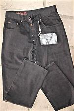 pantalon jeans bleu marine MARLBORO CLASSICS taille W29 L34 NEUF/ÉTIQUETTE