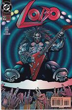 DC COMICS LOBO 13 FEBRUARY 1995 NM-MT+