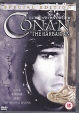 Conan the Barbarian (DVD, A Great Action Adventure Movie)