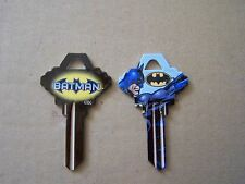 BATMAN SCHLAGE SC1 HOUSE KEY BLANK