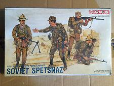 DRAGON ITALERI SOVIÉTIQUE SPETSNAZ KIT DE MONTAGE NEW