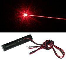 Laser-Modul 160mW rot 650nm 5V fokussierbar, auch 50mW 80mW 100mW 120mW 150mW