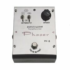 Biyang PH8 phaser effets guitare Modulation pédale