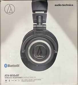 Audio-Technica Wireless Headphones ATH-M50xBT Bluetooth