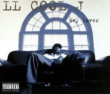 LL Cool J Hey lover/I shot ya (2 versions each, 1995)  [Maxi-CD]