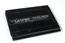GRAPHIC FILM PACK ADAPTER 4X5